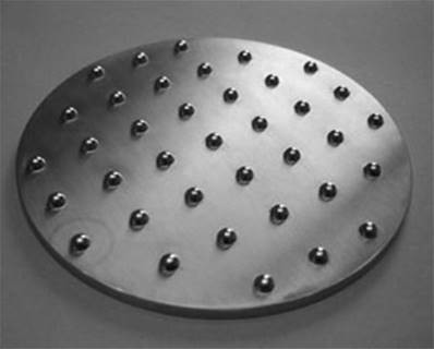 Kit Ball plate pour Martindale